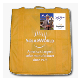 Larry Hagman SolarWorld