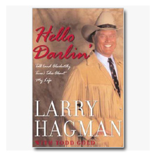 Larry Hagman Hello Darlin