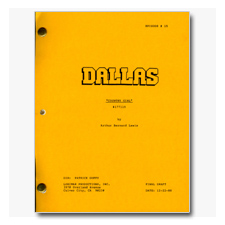Larry Hagman Scripts